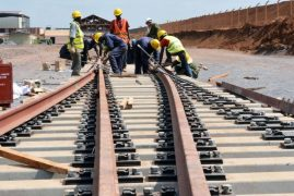 Chinese firm says Nairobi-Naivasha SGR 70% Complete