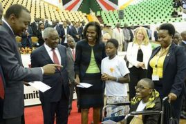 Equity Group sponsors 64 students to top US universities