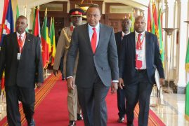 IGAD SUMMIT POSTPONED IN ADDIS ABABA