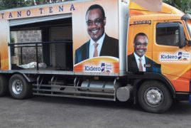 KIDERO UNVEILS MULTI-MILLION SHILLING WAR CHEST TO FACE SONKO