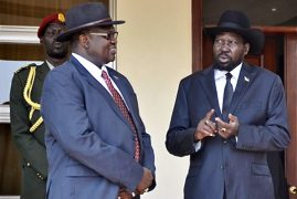 President Uhuru Kenyatta Brokers Deal Between South Sudan Leader Salva Kiir and Detainees