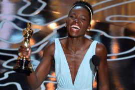 ANOTHER CHANCE FOR LUPITA TO TURN HEADS AT OSCARS