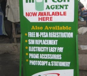 Mpesa Tripple Pay of Accessibility, Simplicity and Convenience