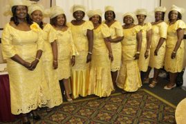 WOMEN OF HOPE, 4th ANNUAL MOTHER'S DAY DINNER MAY 9th 2015,