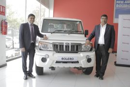 India's Mahindra Group launches New Big Bolero Pickup in Kenya