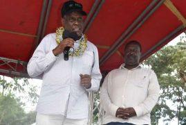 William Ruto should retire with Uhuru, says David Murathe
