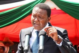 Governor Alfred Mutua weeps over poverty in Ukambani [VIDEO]