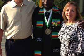 My Life Story Part II: From Kibera Slums to Graduating Cum Laude from Cleveland State University in Ohio