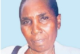 Death Announcement For Mary Kagure Macharia Mutama,Mother To Anne Muthoni Of TX