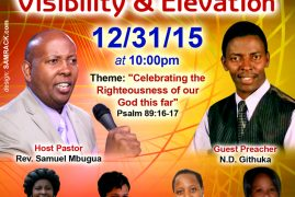 Well of Worship MEGA KESHA 12-31-2015,NEW YEAR 2016,Year of your Visibility & Elevation