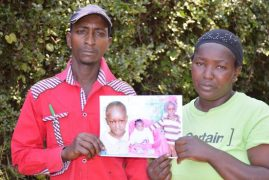 NAIROBI COUPLE LIVING IN AGONY AFTER THEIR THREE CHILDREN'S DISAPPEARANCE