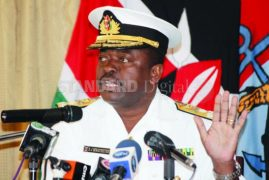 Meet the Man Expected To Succeed General Karangi As Chief Of KDF