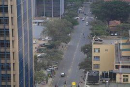 Nairobi Becomes Desert City Ahead of Obama Arrival