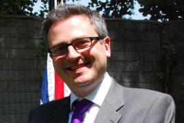 Nic Hailey named new British envoy to Kenya