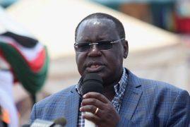 James Nyoro to be sworn-in as Kiambu governor on Friday