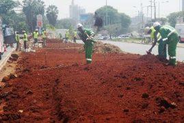 Nairobi Gets A Facelift  Ahead of Obama Visit