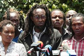 WHY THIS PHOTO OF NAIROBI 'BUSINESS COMMUNITY' HAS DIVIDED KENYANS