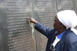 US Embassy blast victims suffering 22 years on