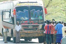 Al Shabaab kills four police officers, injures five in Mandera bus ambush