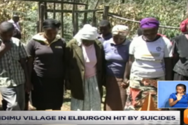 Nakuru Village hit by child suicides