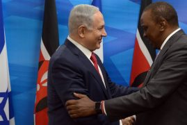 Israel's Newly Opened Trade Attaché Unit in Kenya Expected to Boost Bilateral Relations