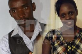 This Thika Hawker May Have Conned President Uhuru and Kenyans in Diaspora