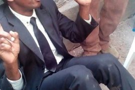 Man Seeking to 'Resurrect' General Nkaissery Causes Drama During Burial