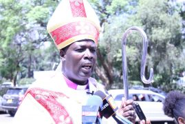 Archbishop Ole Sapit urges focus on anti-graft campaign in Christmas message
