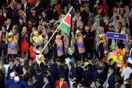 IOC cuts off funding to Kenya, suspension possible next week