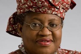 EU backs Nigerian candidate for WTO top job
