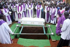 Cosmas Omboto eulogised as a 'martyr', laid to rest in Kisii