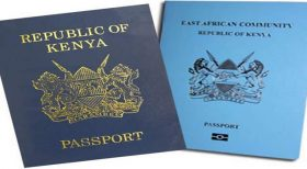 E-passport to be issued in the UK