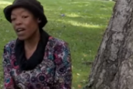VIDEO of Homeless Kenyan-Born Woman who Lives in the Streets of UK Emerges
