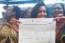 Esther Passaris wins Nairobi ODM woman rep primaries