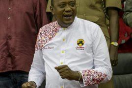 Jubilee's win over Raila is for God's glory – Uhuru Kenyatta