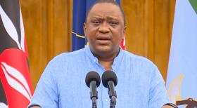 President Kenyatta Mourns Medical Professor James Kagia