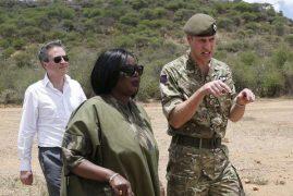 Uhuru, Prince William discuss wildlife conservation