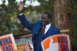 Reliability of pollster that put Raila ahead was questioned in US