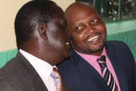 Moses Kuria Reveals What 'God' Told Him about Raila Odinga