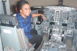 Video:Your Story Hilda Wendy Ringo, E.A All Female Pilots