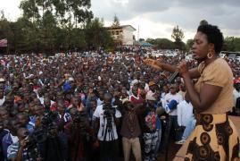 Raila daughter to contest for Kibera MP in 2017