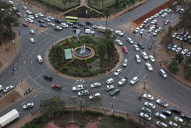 New Look Nairobi As Government Dismantles Roundabouts