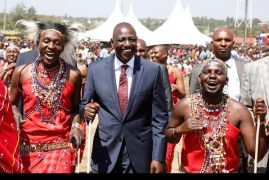 Ruto Defends Weston From Raila Amid New Papers Questioning Ownership