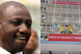 Echesa saga: William Ruto summons staff to crisis meeting over KSh 39.5B arms scandal