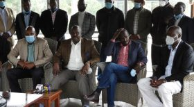 Ex Bomet Governor Isaac Ruto Launches BBI Signatures Drive