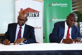 Equity and Safaricom partner to empower Kenyans using technology, financial solutions