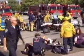 MASS SHOOTING IN SOUTHERN CALIFORNIA. 14+ DEAD…