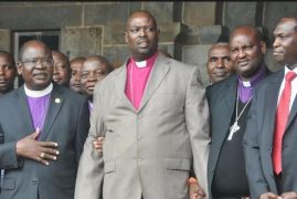 Kericho Bishop elected new ACK Archbishop