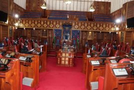Kang'ata threatens to turn tide on Senators who voted against proposal
