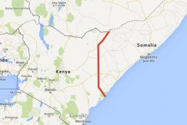 Diplomatic row looms over claims Kenya security wall encroaches on Somali territory